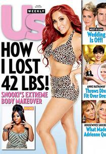 Snooki | Photo Credits: US Weekly
