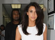 Kim Kardashian Takes Kanye On A Date... To A Hair Removal Clinic