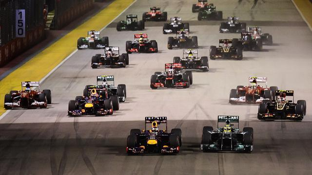Formula 1 - Ward warns of FIA election farce