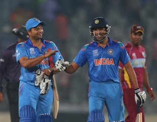 West Indies v India - ICC World Twenty20 Bangladesh 2014