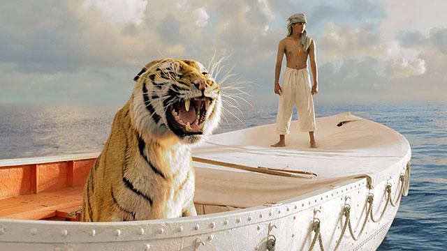 First Look: 'Life of Pi' Sets Sail