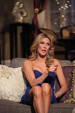 On 'The Real Housewives of Beverly Hills,' Brandi Glanville tells it like it is.