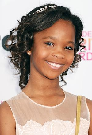 Quvenzhane Wallis, Best Actress Oscar Nominee, to Star as Annie!