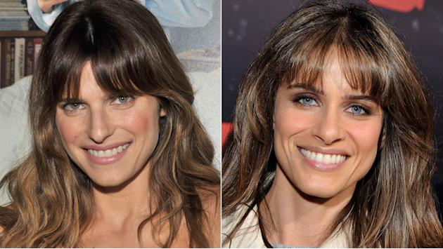 amanda peet and lake