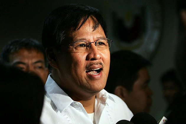 File photo of DILG Secretary Jesse Robredo.