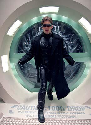 James Marsden as Cyclops in 20th Century Fox's X2: X-Men United