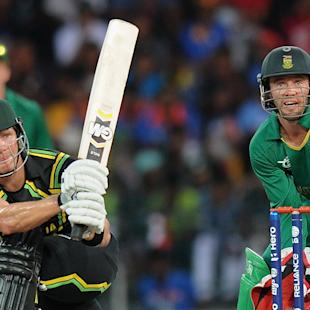 SA,  Australia prepare for world Twenty20
