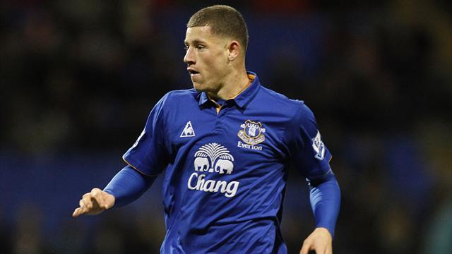 Barkley joins Wednesday on loan