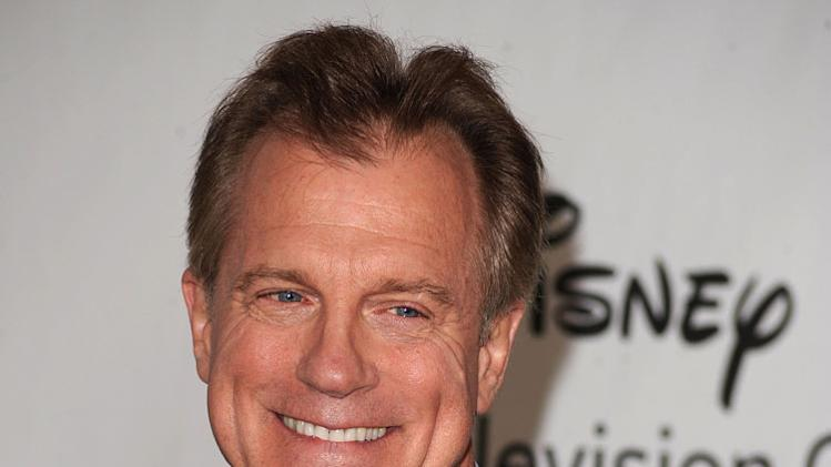"""No Ordinary Family's"" Stephen Collins arrives at NBC Universal's 2010 TCA Summer Party on July 30, 2010 in Beverly Hills, California."