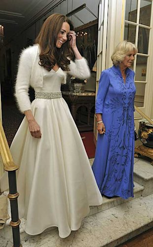 Kate Middleton reception