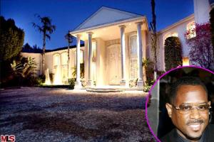Newly Single Martin Lawrence Renting Out His Beverly Hills Home for $200,000 a Month!