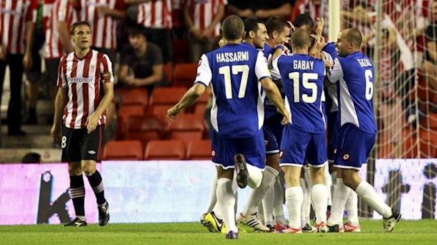 athletic europa league hapoel kiryat