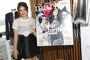 Lucy Hale (Courtesy of Getty Images)