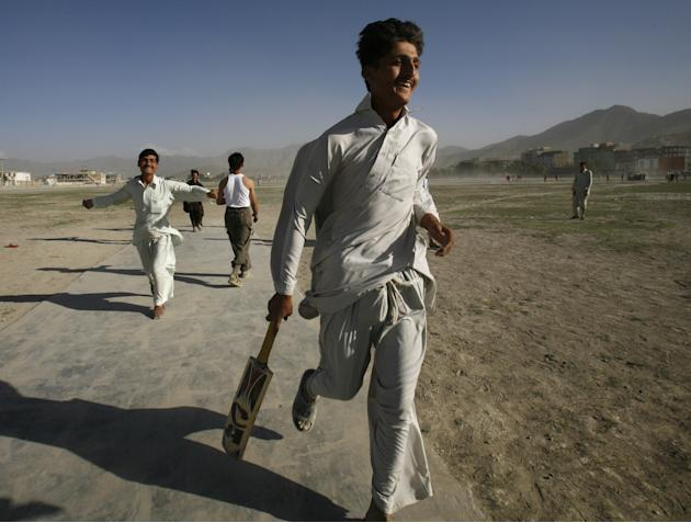 Cricket Takes Off In Afghanistan