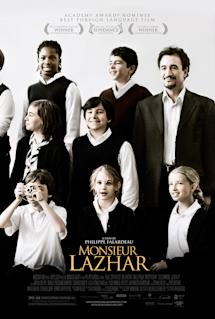 Poster of Monsieur Lazhar