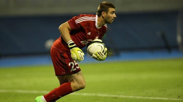 World Football - Bulgaria keeper Stoyanov returns home to Ludogorets
