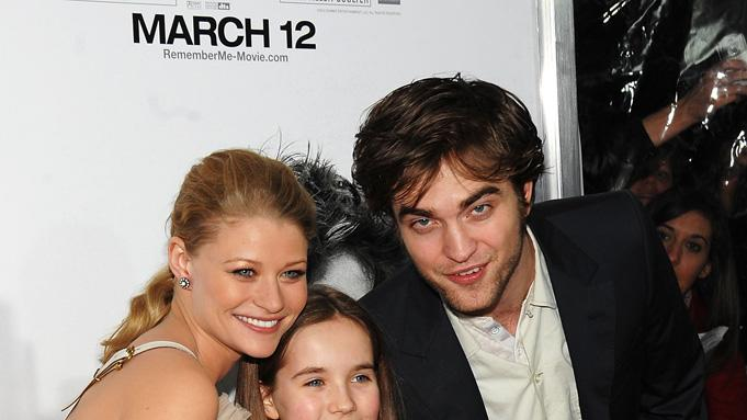 Remember Me NY Premiere 2010 Emilie de Ravin Ruby Jerins Robert Pattinson