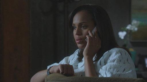 Olivia Tries to Protect Fitz