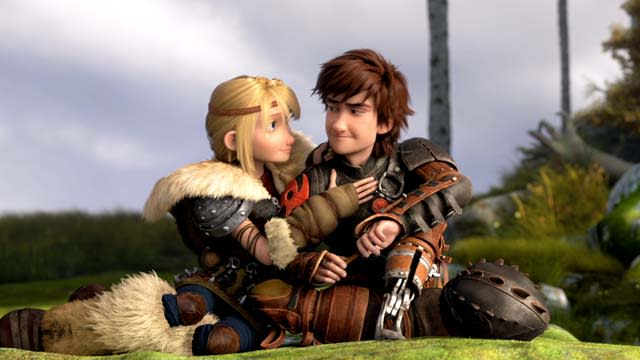 'How To Train Your Dragon 2' Featurette: 3D
