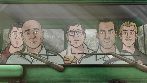 Next On Archer Vice: The Rules of Extraction