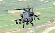 Apache Drops Training Missile Near Texas Town