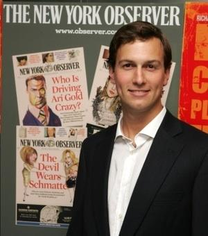 N.Y. Observer Editor-in-Chief, President to Depart