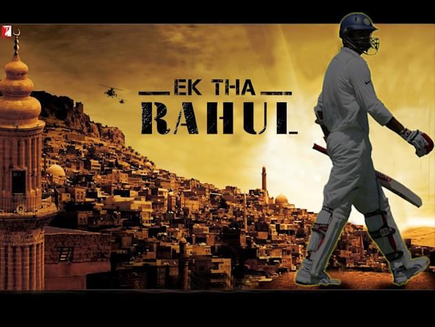 Cricket Movie Mashup 2012 - Rahul Dravid