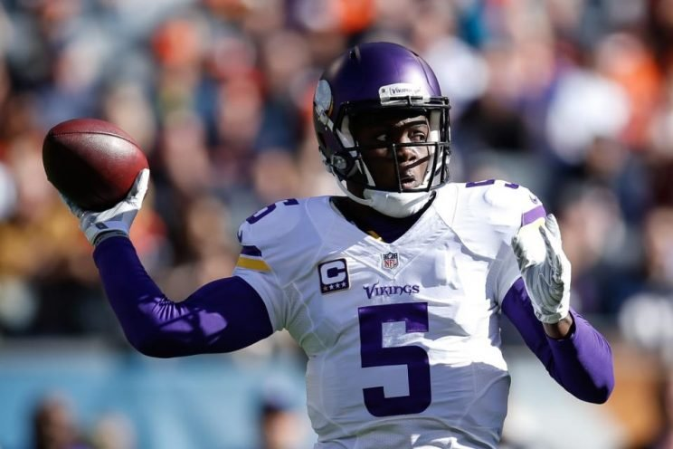 Mike Zimmer: It's 'possible' Bridgewater could be out for season