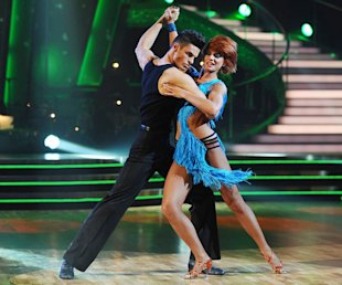 Baptiste Giabiconi dancing with the stars katy perry