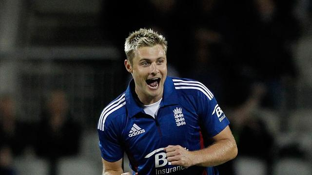 Cricket - Wright elated at England success