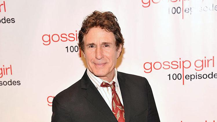 "John Shea attends the ""Gossip Girl"" 100 episode celebration at Cipriani Wall Street on November 19, 2011 in New York City."