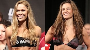 Miesha Tate is still not a fan of Ronda Rousey.