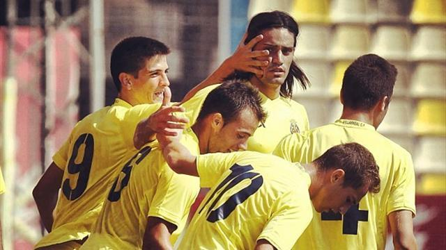 Liga - Villarreal promoted at first time of asking