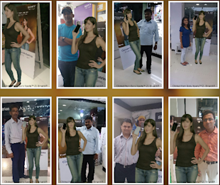 18 Of The Coolest Indian Social Media Campaigns Of Quarter 1 2013 image Sony Xperia Augumented Reality App