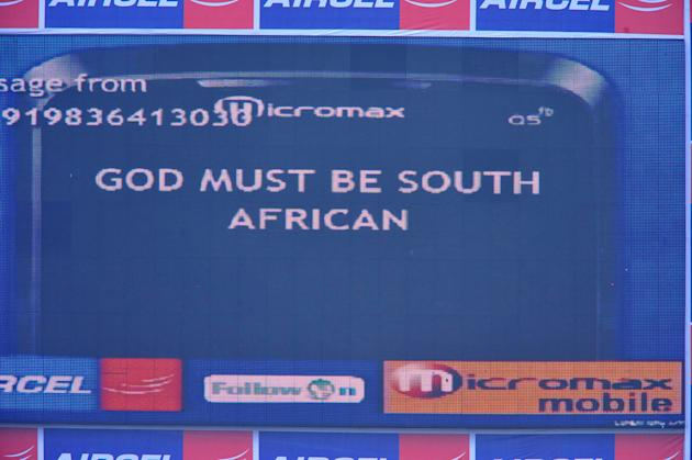 Second Test - India v South Africa: Day 4