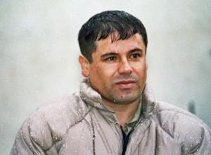 FILE - In this June 10, 1993 file photo, Joaquin Guzman …