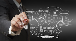 How To Market For the Top Four B2B Business Growth Strategies image business strategy resized 600