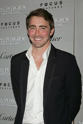 Lee Pace at the New York City premiere of Focus Features' Miss Pettigrew Lives for a Day