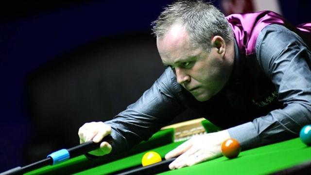 Snooker - Higgins knocked out in Scotland