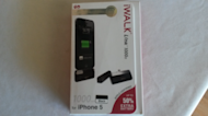 iWalk Link 1000is Battery Backup For iPhone 5 Review image 20130715 112431 300x168