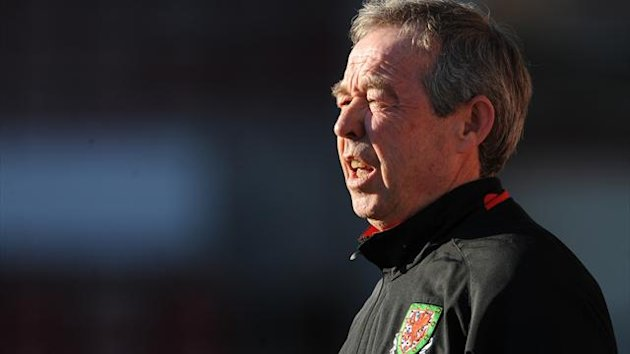 Brian Flynn was glad to be back in management