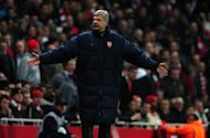 Van Persie too good for 'low-level' Serie A, claims Wenger