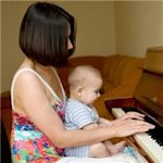 Music good for babies' brains