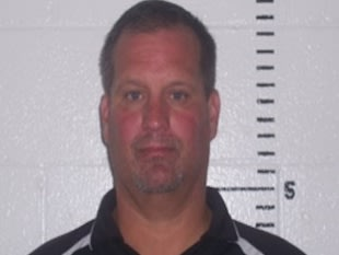 Stewart County football coach Kenny Haggard — Stewart County Sherriff's Department