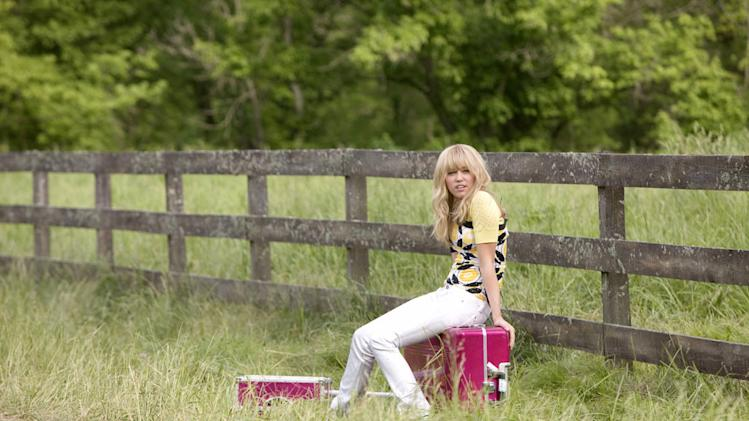 Hannah Montana: The Movie Production Stills Disney 2009
