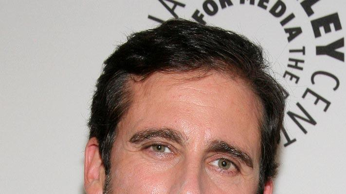 "Steve Carell attends ""The Paley Center for Media Honor Jeff Zucker and Dick Ebersol"" in Century City. - November 12, 2007"