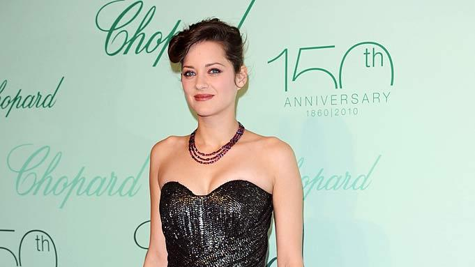 Cotillard Marion Chopard Party