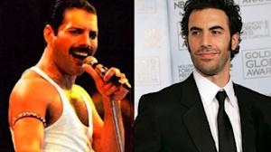 Sacha Baron Cohen Exits Freddie Mercury Role in Queen Movie