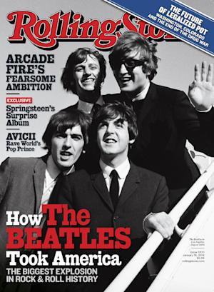How the Beatles Took America: Inside the New Issue of Rolling Stone