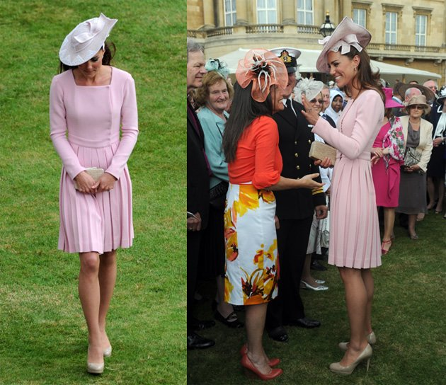 Kate Middleton, Emilia Wickstead